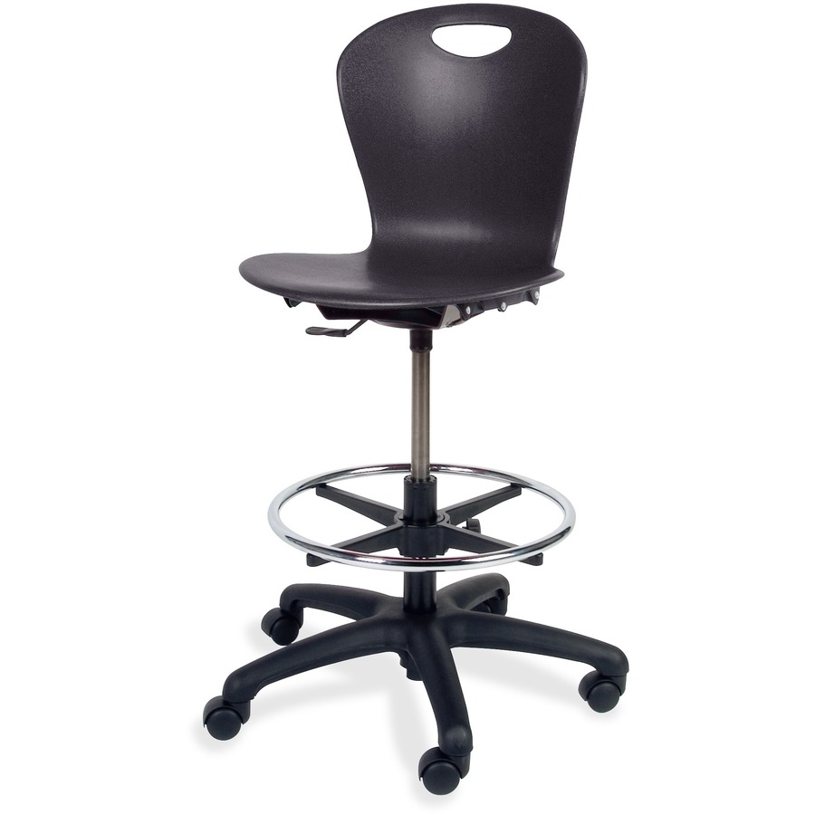 Virzlabblk01 Virco Zuma Lab Stool Great Office Buys