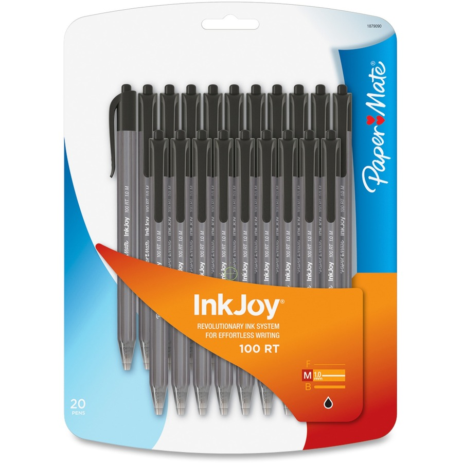 paper mate inkjoy pens Papemate pens bring quality and affordability to your advertising  paper mate inkjoy gel pen $250 code: ijgelrt  view more paper mate triedge $127 code: ttb.