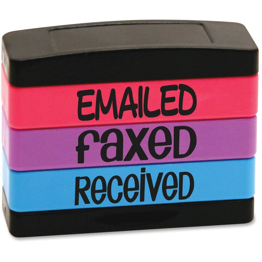 StackSTAMP Emailed Message Stamp Set USS8800
