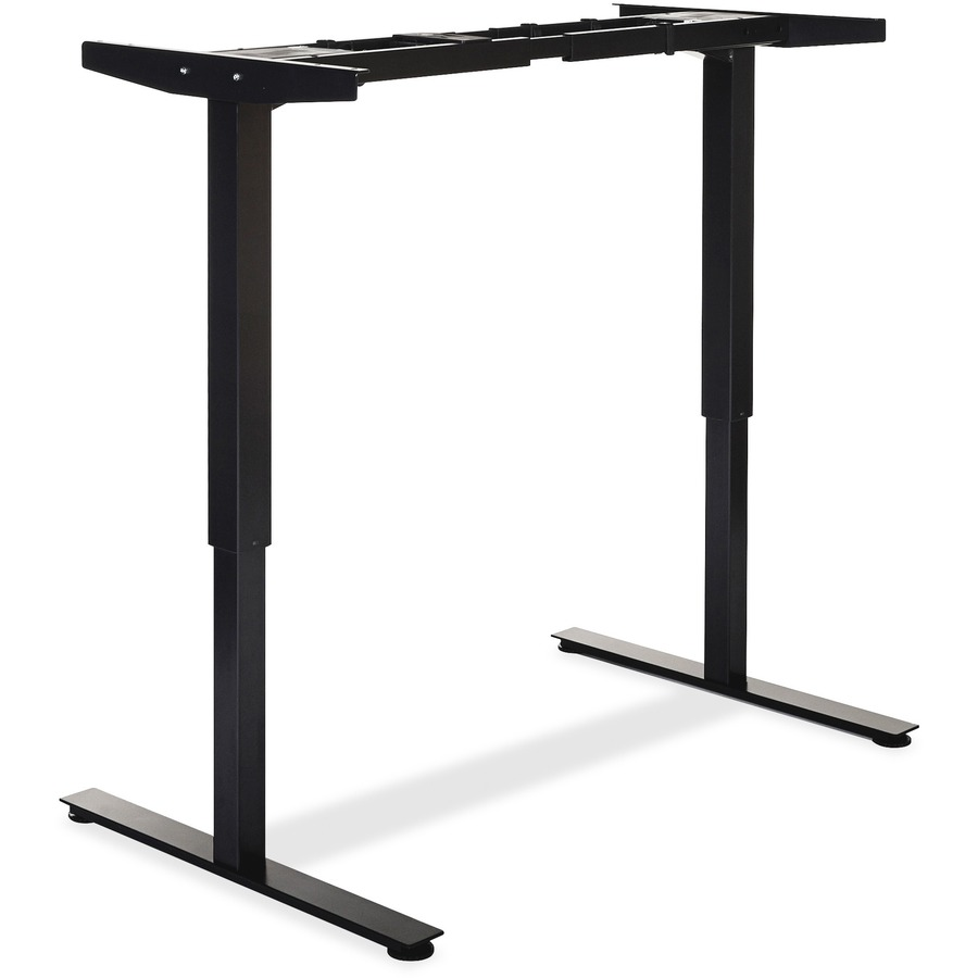 Lorell Electric Height Adj Sit Stand Desk Frame