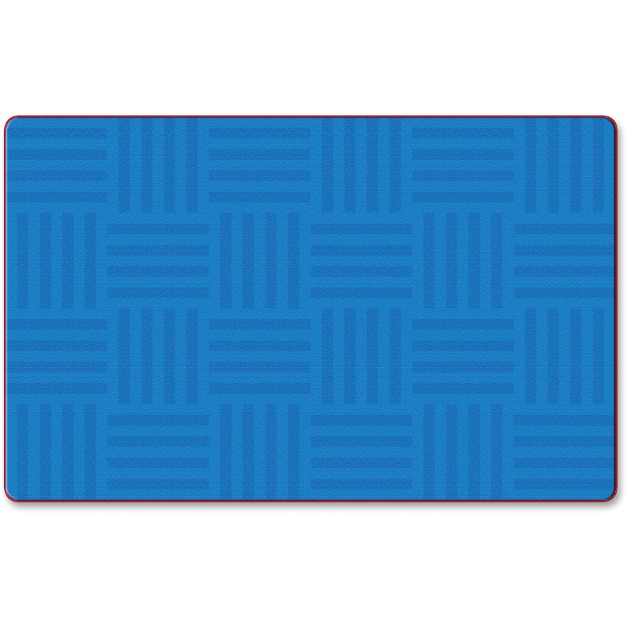 Flagship Carpets Solid Color Hashtag Rug FCIFE38458A