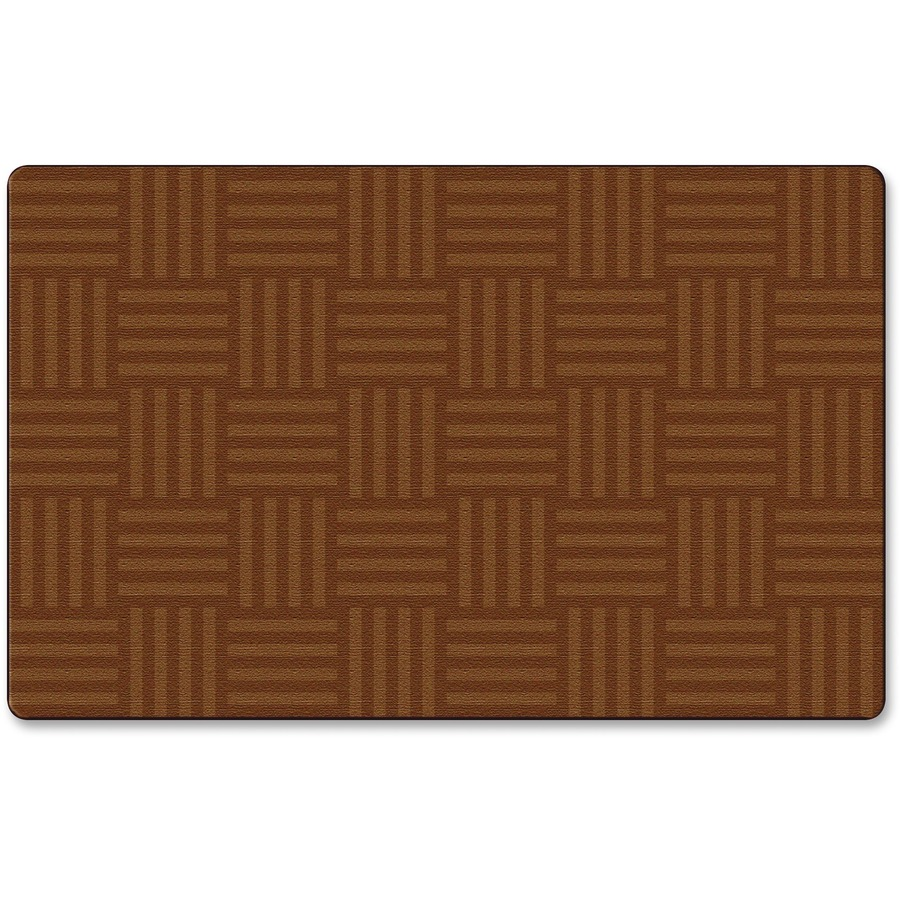 Flagship Carpets Solid Color Hashtag Rug FCIFE38732A