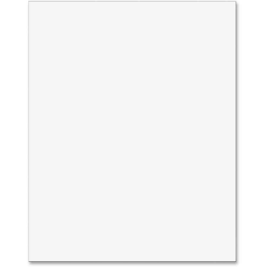 pacon plastic poster board pacmmk04700 supplygeekscom