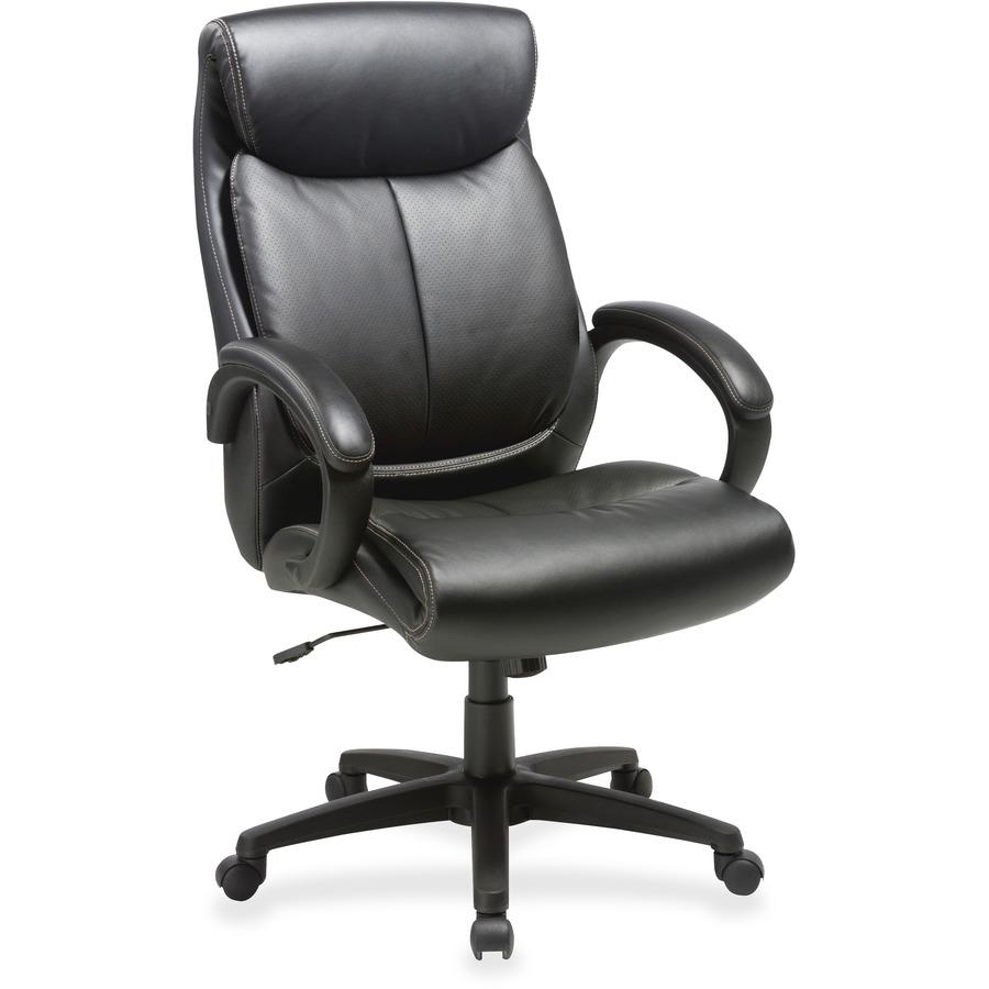 LLR59497 Lorell Executive Chair Office Supply Hut