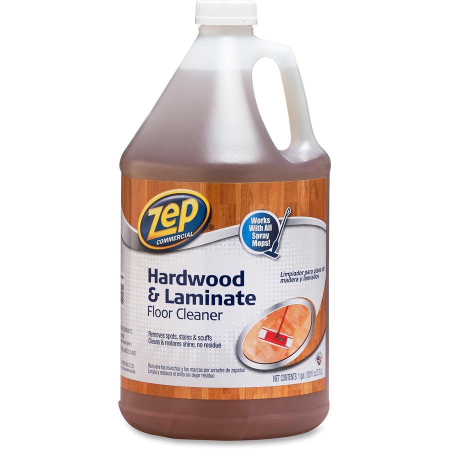 Save on Zep Commercial Hardwood/Laminate Floor Cleaner