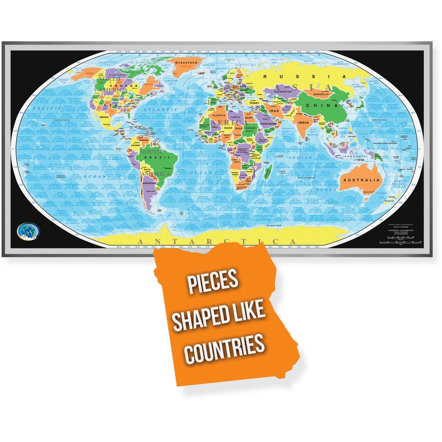 A Broader View Global Puzzle ABW151