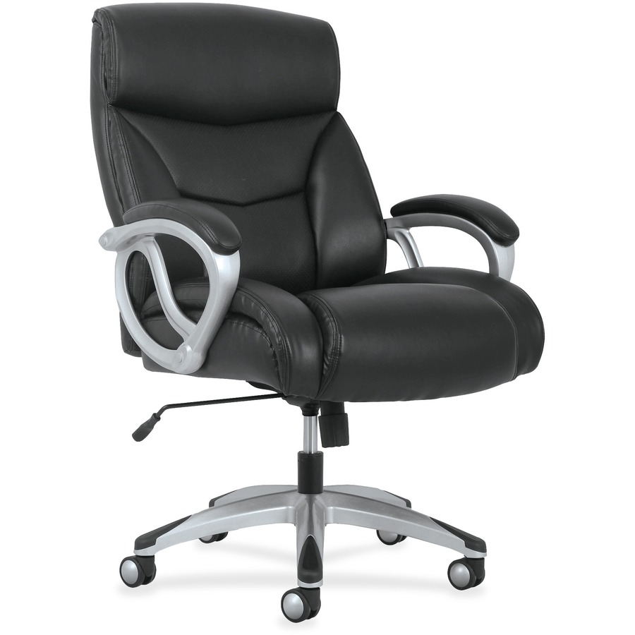 basyx by hon big tall leather high back executive chair office