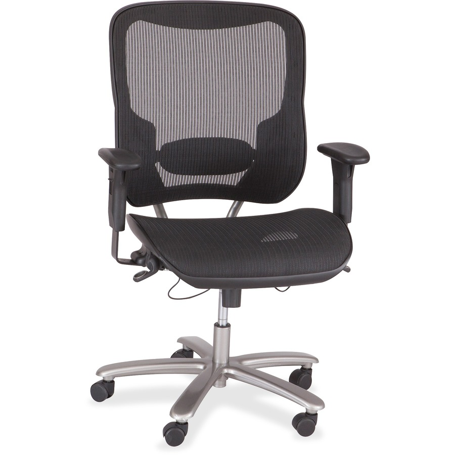Safco Big u0026 Tall All-Mesh Task Chair SAF3505BL  sc 1 st  Ru0026A Office Supplies : big and tall task chairs - Cheerinfomania.Com