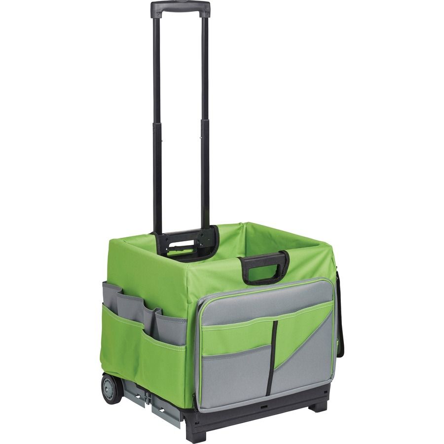 Early Childhood Resources Universal Rolling Cart And Organizer Bag  ECR0550BGN