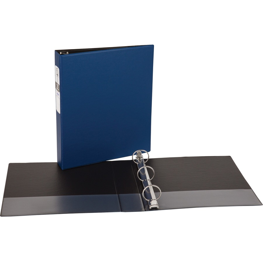 avery economy binders with round rings r a office supplies
