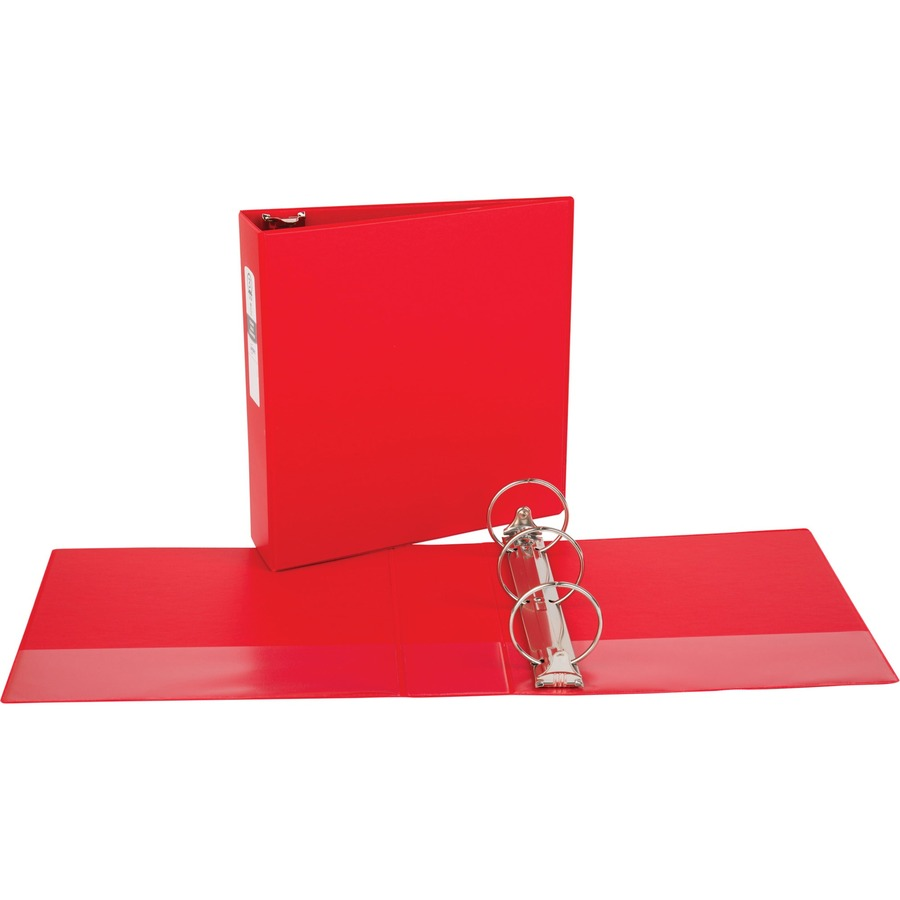 avery economy binders with round rings kopy kat office