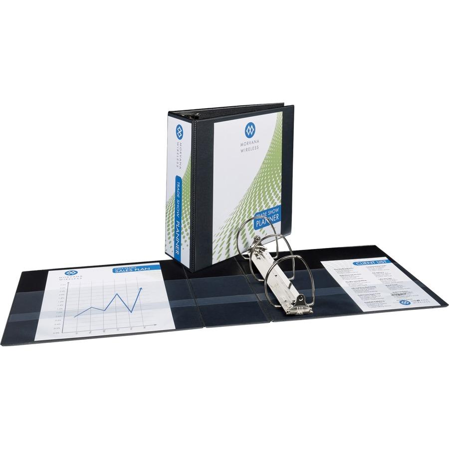 avery durable view binders with ezd rings kopy kat office
