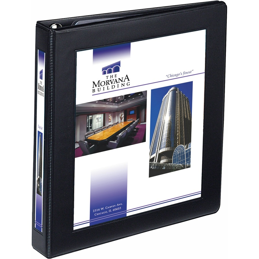 avery framed view heavy duty binders with one touch ezd rings
