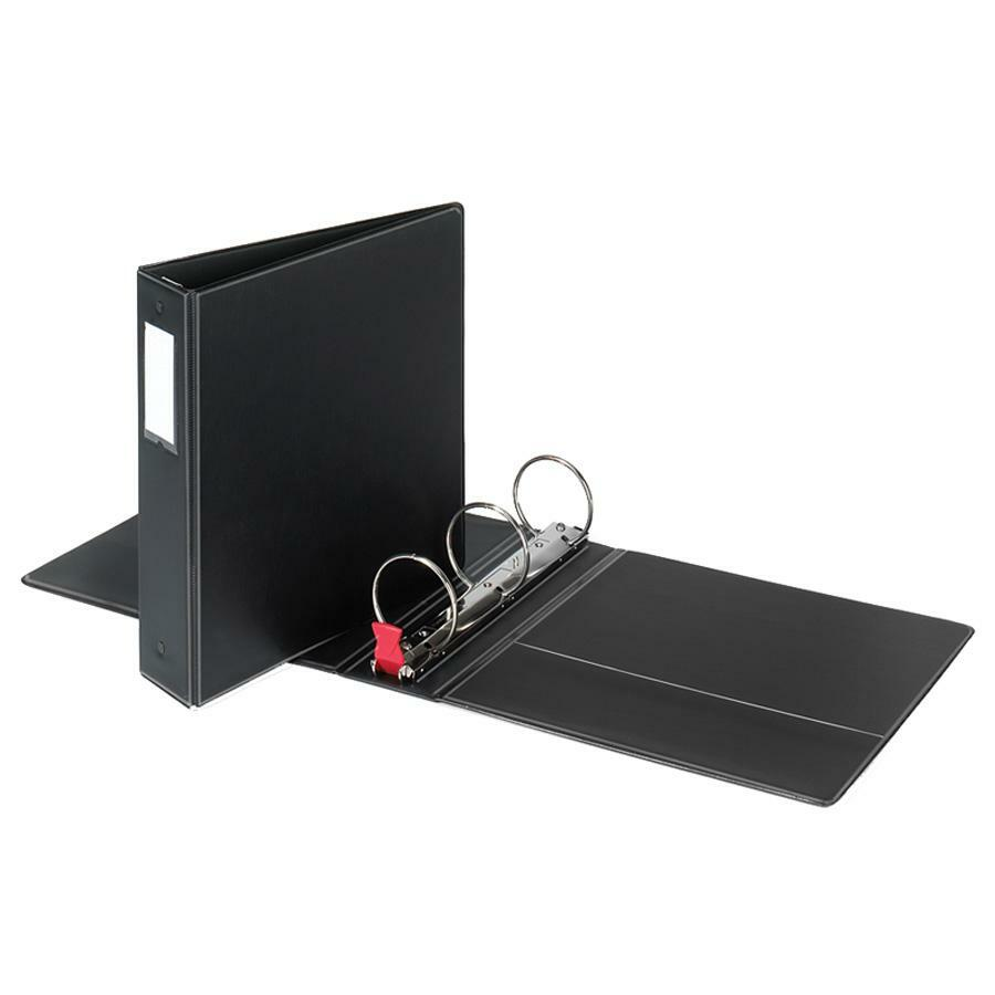 cardinal label holder round ring binders mac papers inc