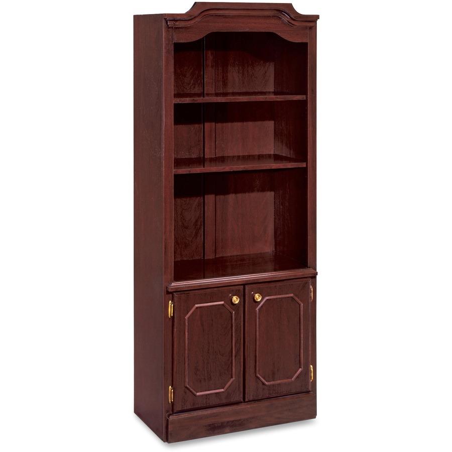 Dmi Governor 39 S Bookcase With Doors Zerbee