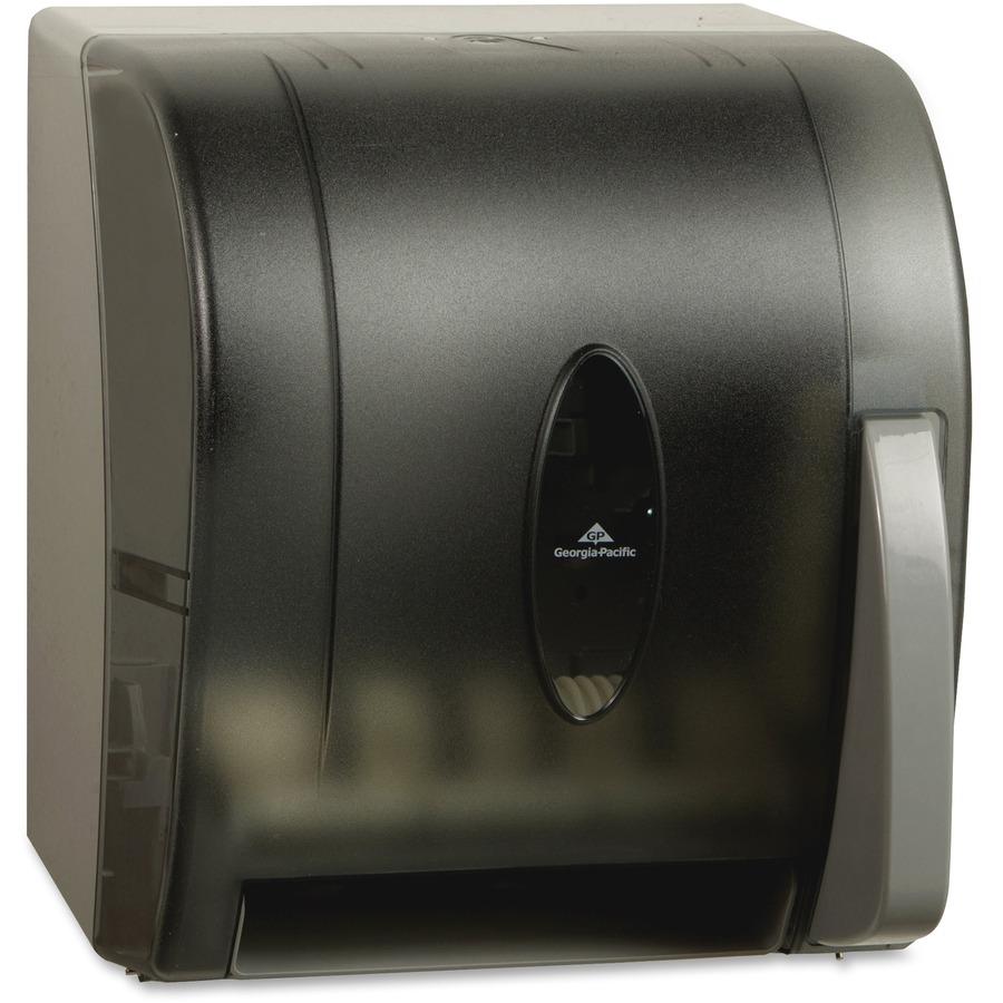 Georgia Pacific Push Paddle Paper Towel Dispenser