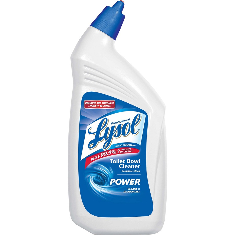 Lysol Bathroom Floor Cleaner : Reckitt benckiser ea lysol toilet bowl cleaner