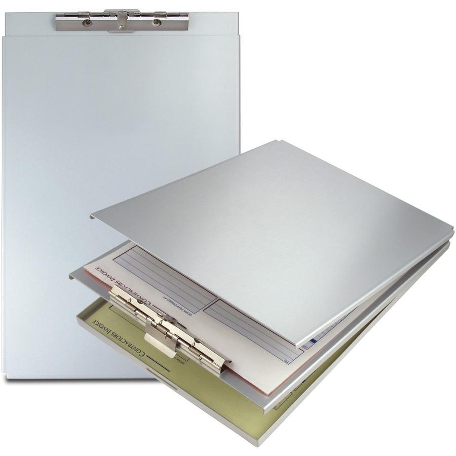 Saunders Top Opening Storage Clipboard SAU10017