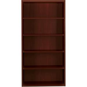 HON Valido 5-Shelf Bookcase, 36