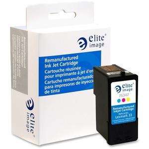 Elite Image 75346/47 Remanufactured Lexmark Ink Cartridges