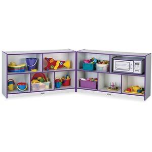 Rainbow Accents Fold-n-Lock Storage Shelf