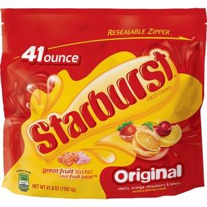 Starburst Original Fruit Chews Candy Bag - 2 lb. 9 oz.
