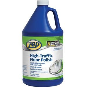 Zep Commercial High-Traffic Floor Polish