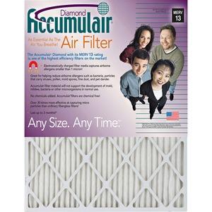 Accumulair Diamond Air Filter