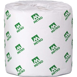 Metro Paper 2 Ply Bathroom Tissue - Pack of 48