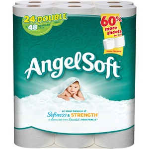 Angel Soft Professional Series Double Roll Bath Tissue