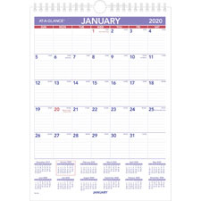 At-A-Glance Yearly Planner
