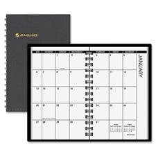At-A-Glance Unruled Pocket Monthly Planner
