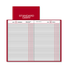 At-A-Glance Nonrefillable Daily Journal