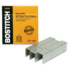"Heavy-duty staples, use in b310hds, 00540, 5/8""l, 1000/bx, sold as 1 box, 1000 each per box"