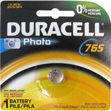 Duracell Silver Oxide 1.5 Volt Battery
