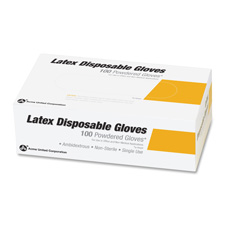 Acme Nonsterile Disposable Latex Exam Gloves