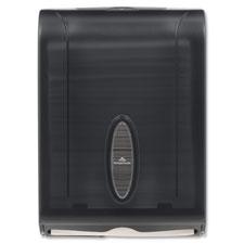 Georgia Pacific See-Thru C-Fold Towel Dispenser