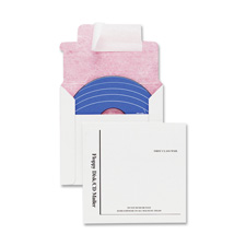 Quality Park Tyvek-Lined Disk/CD Mailers