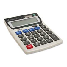 Compucessory 8-Dgt Solar Angled Display Calculator