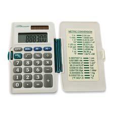 Compucessory 8-Dgt 3-Key Memory Pocket Calculator