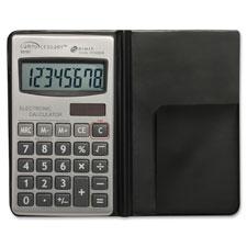 Compucessory 8-Digit Dual Power Pocket Calculator