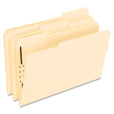 Esselte Top Tab File Folders w/ Fasteners
