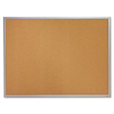 Quartet Aluminum Frame Bulletin Boards