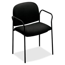 HON 4051 Multipurpose Stacking Chairs w/ Arms