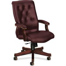 Hon 6540 Series Executive High-Back Chairs