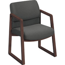 Hon 2400 Series Sled-Base Guest Chairs
