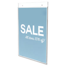 Deflect-O Classic Image Wall Mount Sign Holders