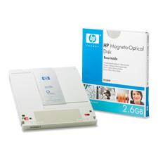 HP 5-1/4' Rewritable Optical Disks