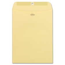"Multipurpose clasp envelope, 32lb, 9""x12"", 100/bx, manila, sold as 1 box"