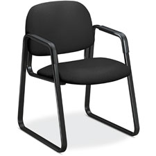 Hon 4000 Series Ergonomic Sled-Base Guest Chairs